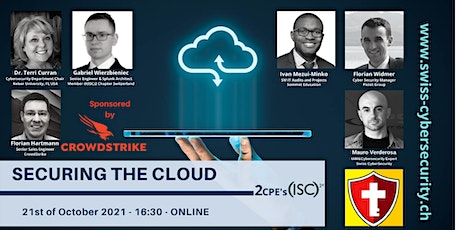 Securing the Cloud tickets