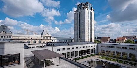Lezing 'De restauratie van de Boekentoren' door architect Paul Robbrecht tickets