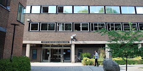 Postgraduate Open Day - General Questions Q&A tickets