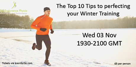 The top 10 tips for perfecting your winter training tickets