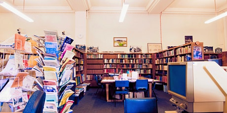 Visit the Local History Library tickets