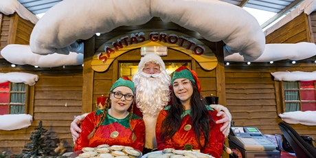 Pre-booked ticket for Santa's Grotto only at Folly Farm tickets
