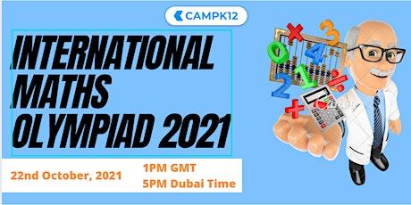 International Math Olympiad 2021 - Grade(1-10) tickets