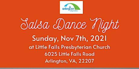Salsa Dance Fundraiser tickets