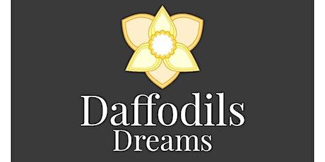 Daffodils Dreams Spring Ball tickets
