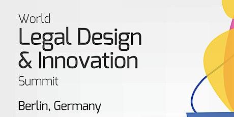 World Legal Design & Innovation Summit Tickets