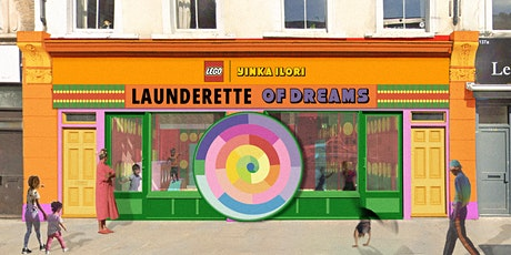 The LEGO Group and Yinka Ilori present the Launderette of Dreams tickets