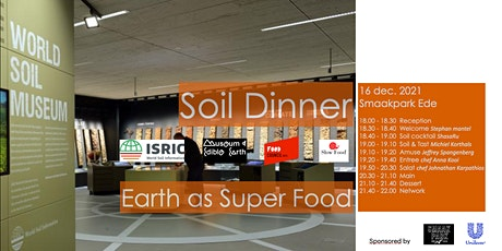 Soil Diner: the Earth as Super Food tickets