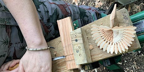 An Introduction to Greenwood Working, Spoon Carving & Fanbird Making Course billets