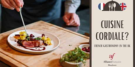 Cuisine Cordiale? tickets