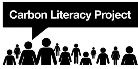 Carbon Literacy Training - Hospitality tickets