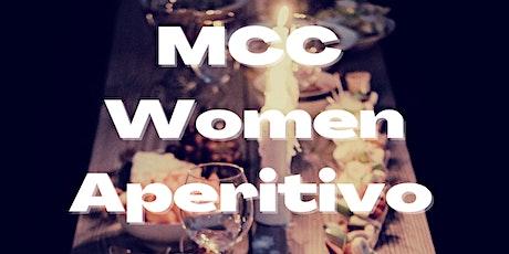 MCC Women Aperitivo! biglietti