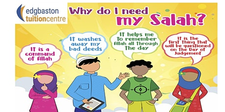 Salah Workshop October Half Term tickets