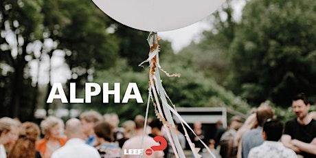 Alpha februari 2022 LEEF! Doetinchem tickets