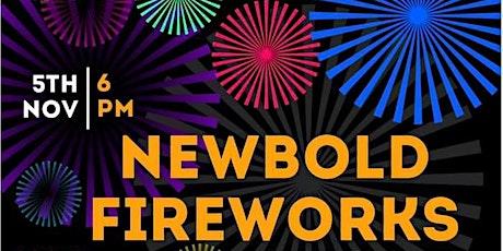 Newbold  on Stour Fireworks Night tickets