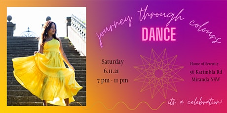 Journey Through Colours - Freedom Dance Celebration tickets