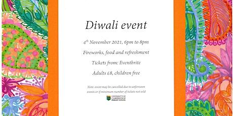 UCPS Diwali Event tickets
