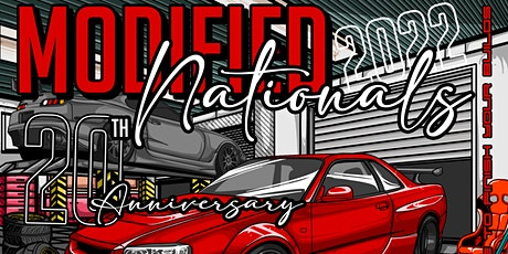 Modified Nationals Performance & Tuning Show tickets