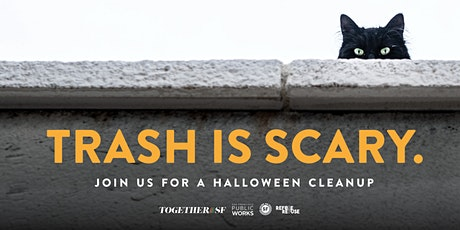 West Portal Halloween Cleanup tickets