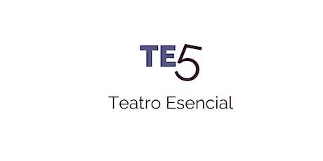 Teatro Esencial entradas