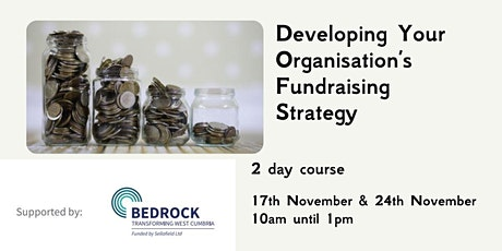 Developing Your Organisation's Fundraising Strategy tickets