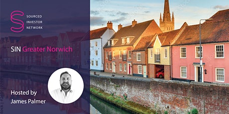 Sourced Investor Network (SIN) - Norwich - Property Networking tickets