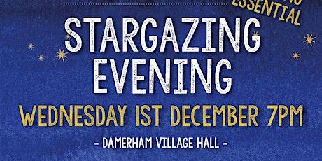 Stargazing Evening at Damerham tickets