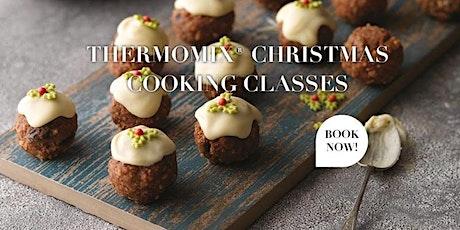 Thermomix® Vegetarian/Vegan Christmas Cooking Class - London Greenwich tickets