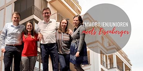 Immobilienjunioren meets Eisenberger Real Estate in Hannover Tickets