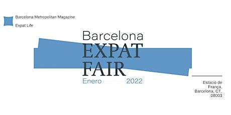 Barcelona Expat Fair entradas