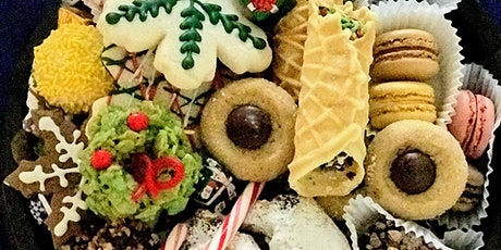 Holiday Cookie Class 12/12/21 Sunday Class tickets