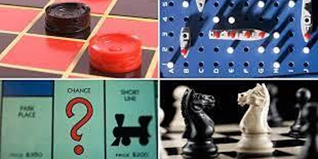 Board Games @ Wood Street Library tickets