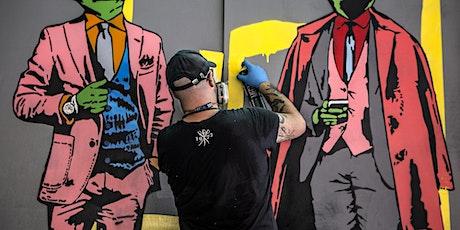 Mr.Savethewall: live painting in Pietrasanta biglietti