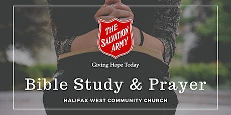 Halifax West Bible Study & Prayer Meeting tickets