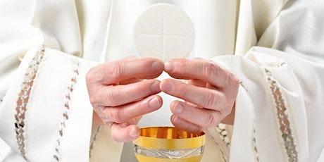 Sunday Mass (24 October 2021) tickets