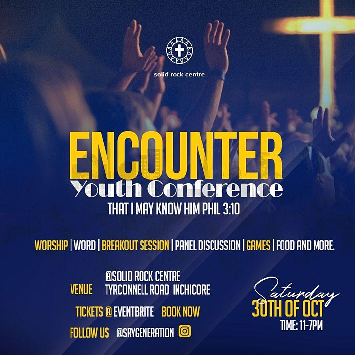 Encounter Youth Conference image