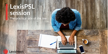 LexisPSL Certification Session tickets