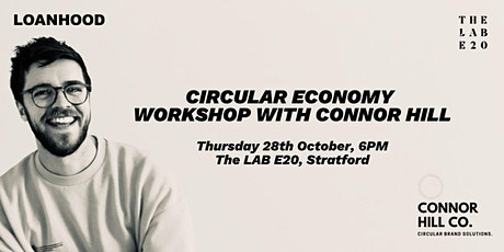 How to bring circular thinking into your brand and products? tickets