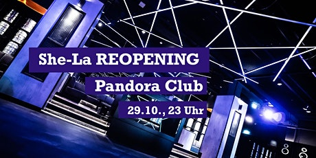 She-La Reopening Tickets