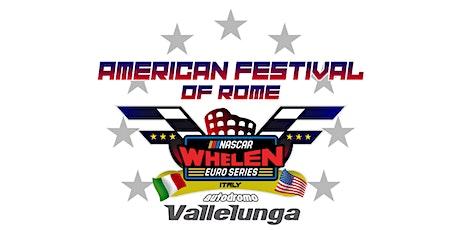 American Festival of Rome - 30/31 OTTOBRE -  FREE TICKET biglietti