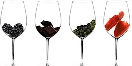 """Cours d'oenologie : """"Les Arômes du Vin"""" (20 € / personne) billets"""