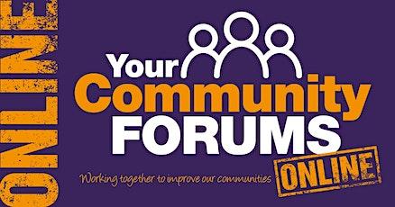 Community Forum - Halesowen North and Halesowen South tickets