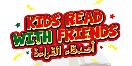 Kids read and practice Arabic with friends with Amna tickets