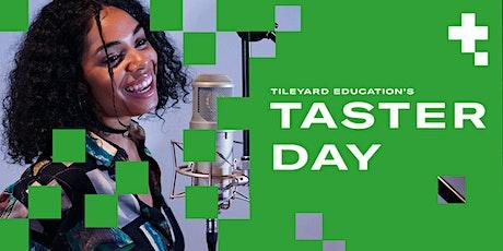 Tileyard Education Taster Day tickets