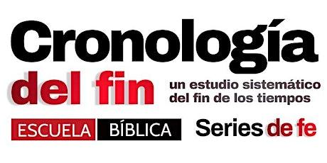 Escuela Bíblica TEMPLO - 7:45PM entradas