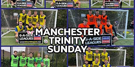 Manchester 5 a side League tickets