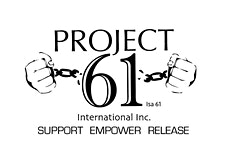 Project 61 International Inc  logo