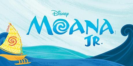 Moana Jr tickets