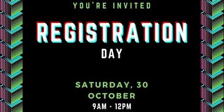 JHB Bursary Application and Registration Day tickets
