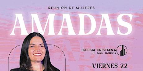 AMADAS - Reunión viernes 20:00hs tickets